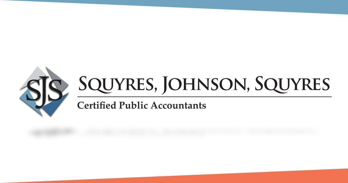 Irs Forms Publications Squyres Johnson Squyres Cpa